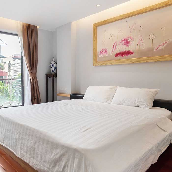 A touch of Glamour in Hanoi 1BR/1BT with Greenery Cityscape
