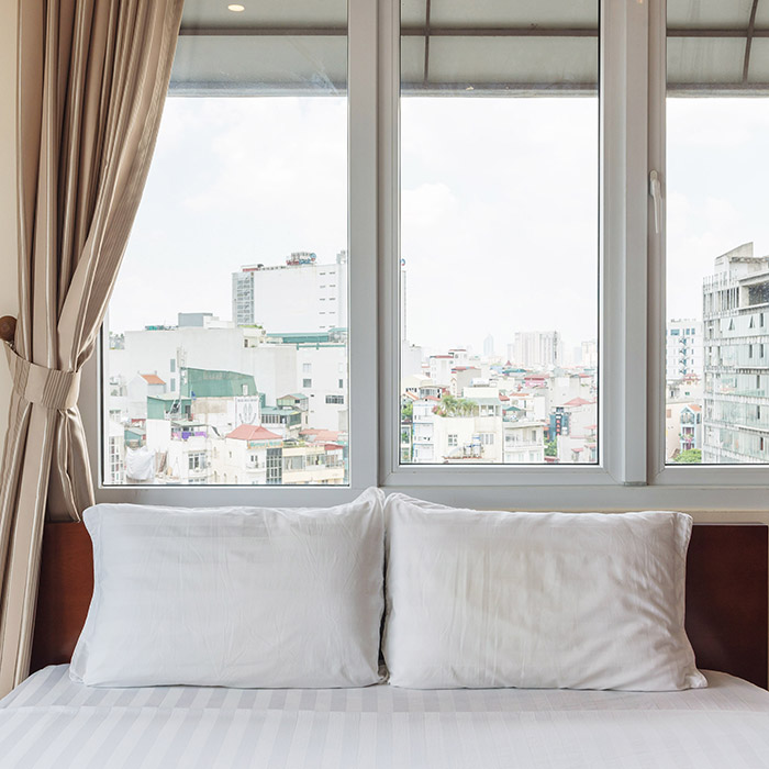 Grande & Charm Suite Apt. near a centre of Hanoi 1 BR with City View