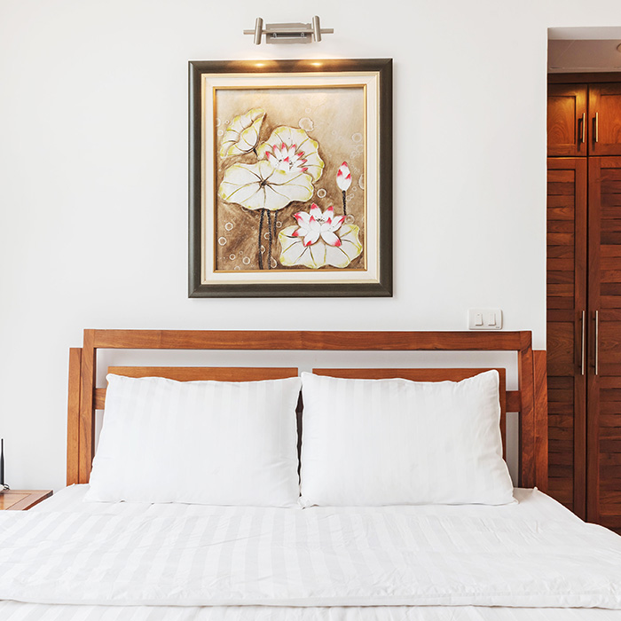 Quiet & Bright Single Bedroom in Hanoi