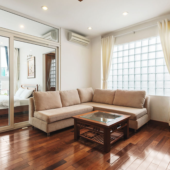 Gorgeous Hanoi Beauty Lake 1 BR Apartment