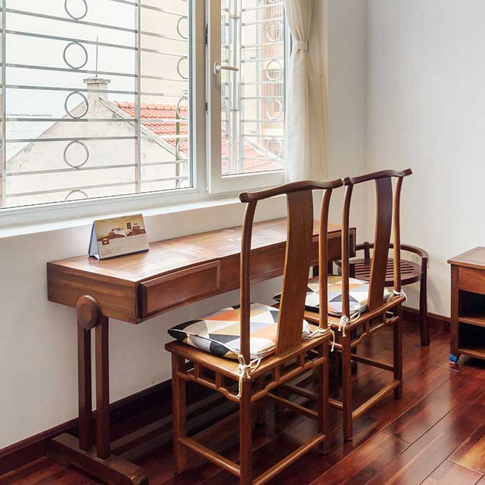 Vintage Cabin Studio 1BR/1BT in the Hanoi City