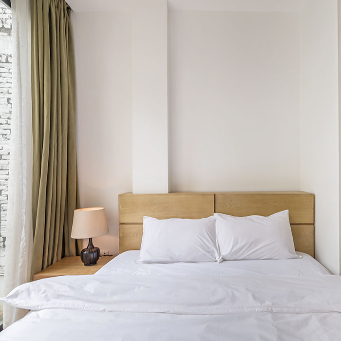 Wooden Room 2BR/2BT with a Natural view of Hanoi City