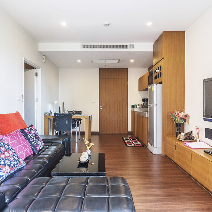 1 Bedroom Suite,Pool side, Balcony