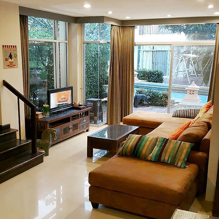 2BR with Cool Swimming Pool
