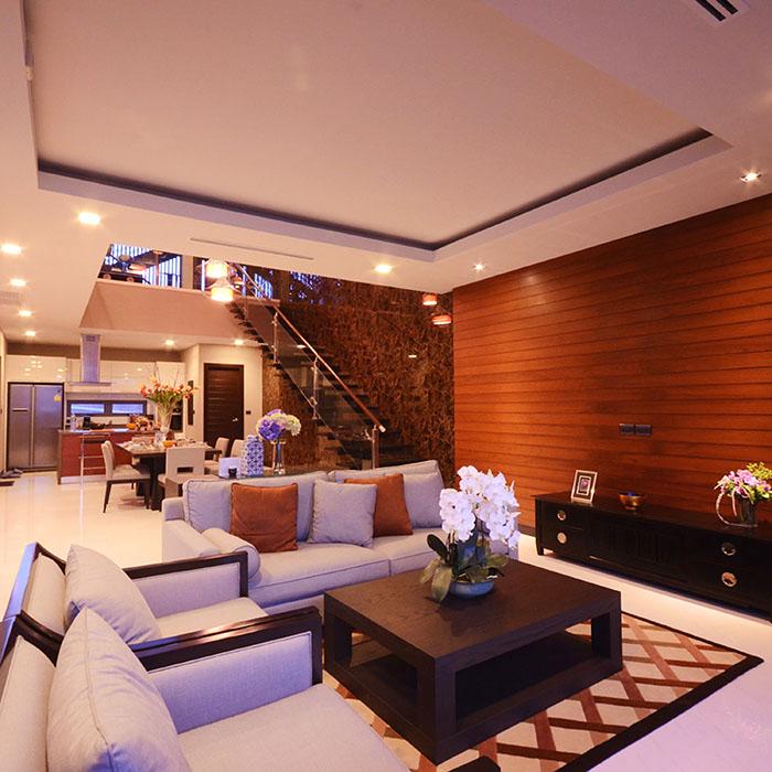 3 Bedrooms Private Pool Villa, Sea View