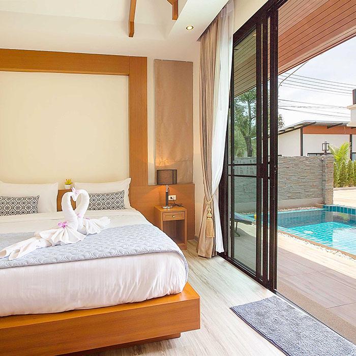 2 Bedroom Type D with Garden