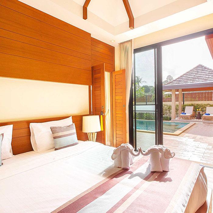 3 Bedroom Lux Poll Villa