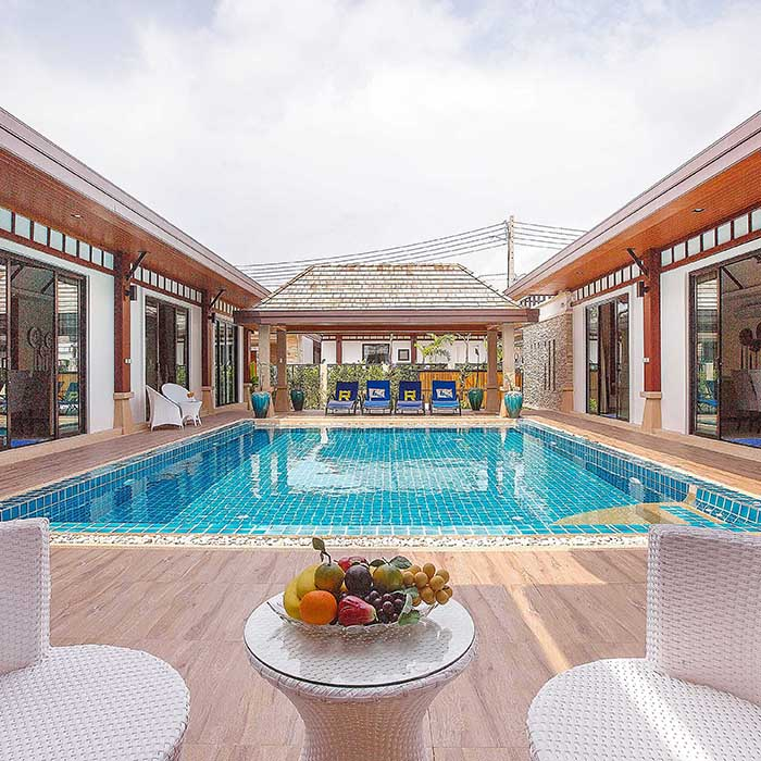 6 Bedroom (Pool Villa)
