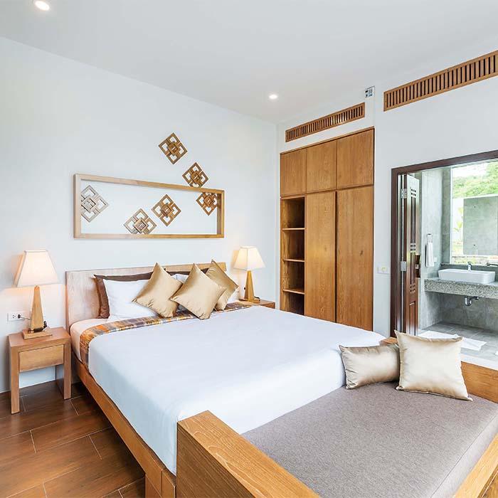 3 Bedroom Modern Zen Villa Private Pool