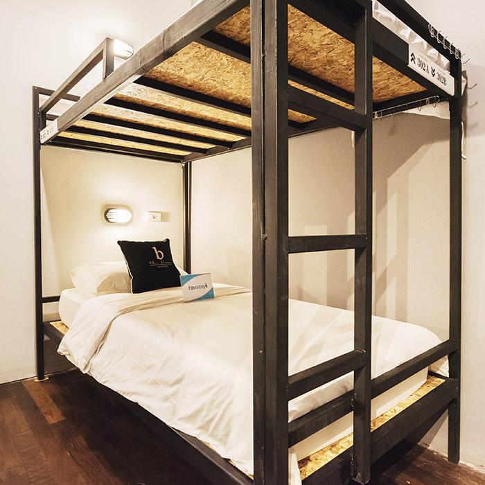 4bed Dorm per bed