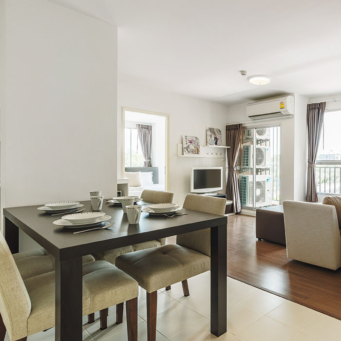 Modern Neutral 2Bedroom - Huahin