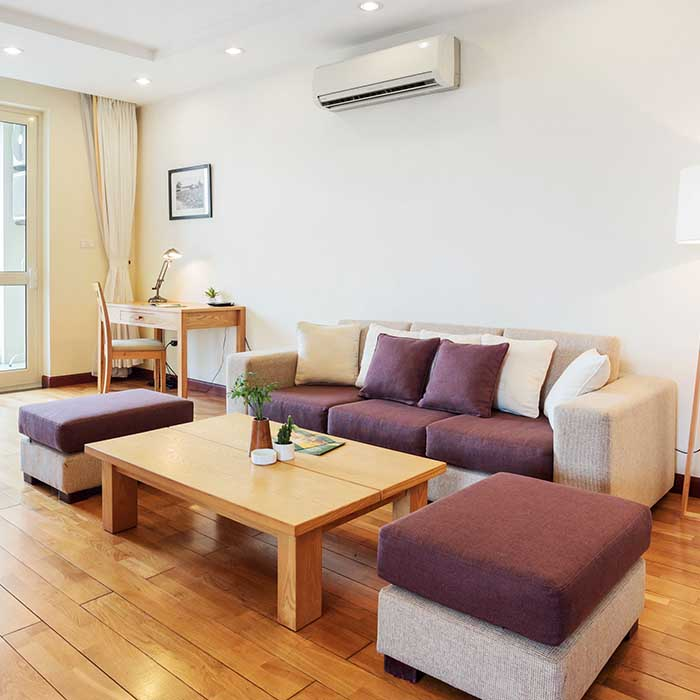 Cosy Apt in the Heart of Hanoi 1BR with City scape