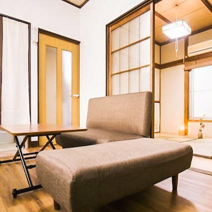 New Open Japanese style villa