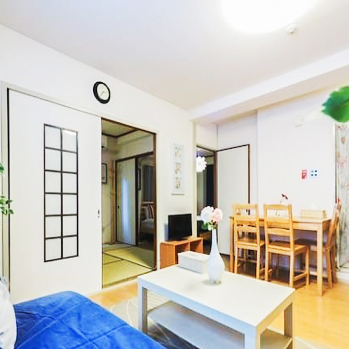 NSG64 Central 2BR 5min to Namba