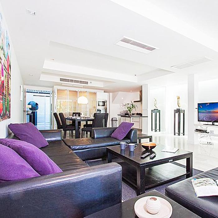 Grey Glomour Phuket Pool Villa
