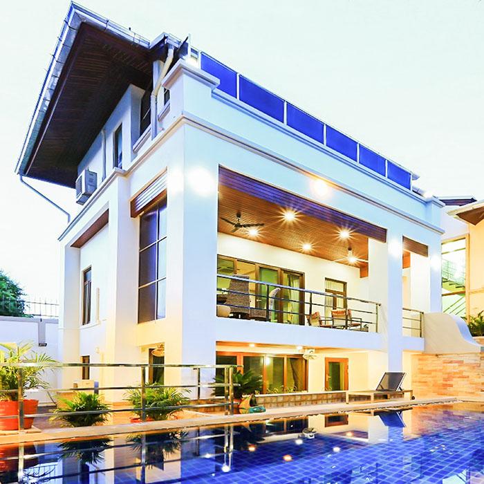 Sunshine Hills Villa 9 Bedroom Near Walking Street