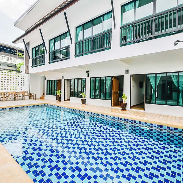 Ivory Light Villa
