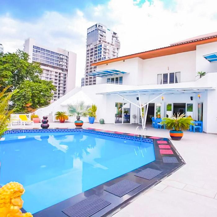 Villa Rio 8 Bedroom Villa Near Walking Street