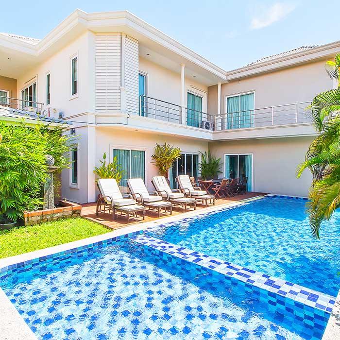 Villa Eden 7 Bedroom Luxury Villa