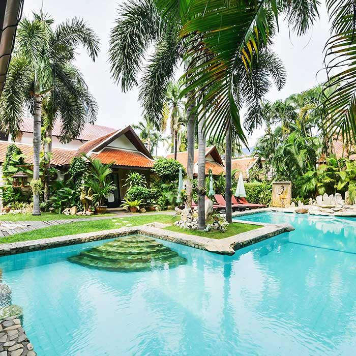 Sun & Sanctuary 6 BR Private Resort