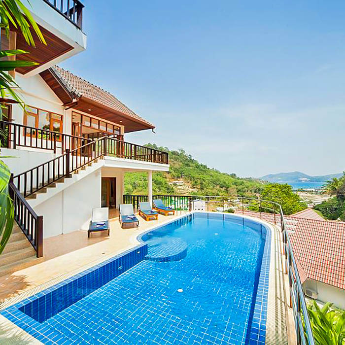 Paradise Hills 5 Bedroom Luxury Villa Near Beach