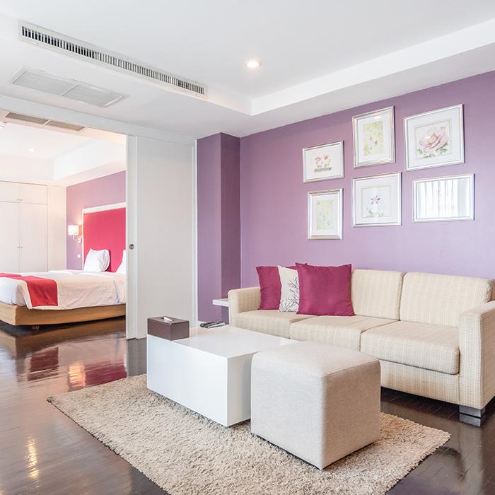1 Bedroom Premier Suite RB